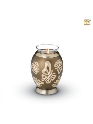 CHK 116 Brass candle holder