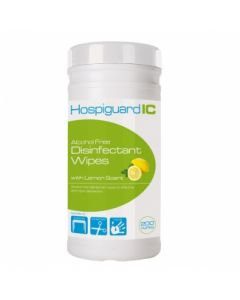 Hard Surface Disinfection Wipes - Alcohol Free